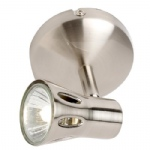 811-SC Single Wall or Ceiling spotlight