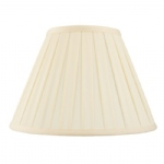 "16"" Box Pleat Lampshade CARLA-16"