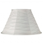 "Cherie 16"" Off White Lampshade 16""-CHERIE-SHADE"