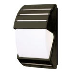 Keep Black Dusk Till Dawn Outdoor Wall Light EL-40022
