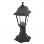 Outdoor Post Light Black EL-40043