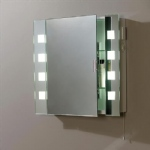 EL-MILOS IP44 Bathroom Cabinet