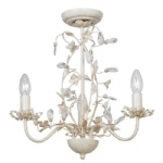 Cream Gold Ceiling Light LULLABY-3CR