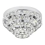 Motown-4CH Chrome Ceiling Light