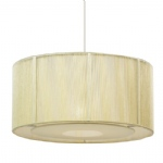 Non Electric Pendant Cream NE-92-CR