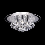 Renner 5CH Crystal Ceiling Light