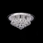 Renner 6CH Crystal Ceiling Light
