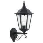 Burford Black Outdoor Wall Lantern YG-3000