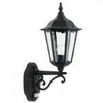 YG-3004 Black With PIR Lantern Light