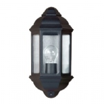 YG-5004 Black Outdoor Wall Light
