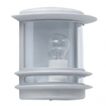 IP33 Outdoor Silver Wall Light YG-5501