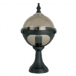 Chatsworth IP44 Globe Outdoor Post Light YG-8002