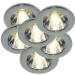 154 60 19 Halo Star 6 Pack Downlights