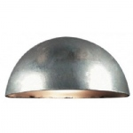 Scorpius Galvanised Steel Outdoor Wall Light 21651031