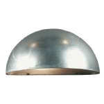 Scorpius Maxi Galvanised Steel Wall Light 21751031