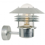 Vejers Galvanized Wall Light 2509 10 31
