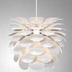 Motion 50 White Ceiling Pendant 7831 30 01
