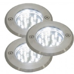 Andros LED 3 Light Kit Walk Over Lights 22280034