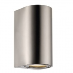 Canto Maxi Design For The People Stainless Steel Wall Light 77561034