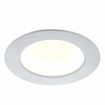 Lima 14 LED White Recessed Spotlight 79150001