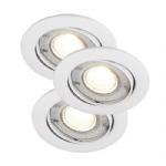 Recessed LED 3 Light Kit