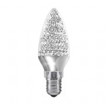 700300011 White LED Candle E14