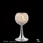 Ava Crystal Table Lamps