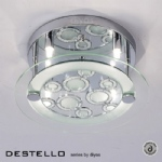 IL30983 Destello Crystal Ceiling Light