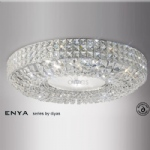 IL31202 Enya Crystal Ceiling Light