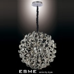 IL30555 Esme 24 light pendant