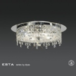 IL30263 Esta Flush Ceiling Light