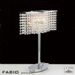 IL30575 Fabio Crystal Table Lamp