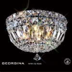IL31481 Georgina Crystal Ceiling Light