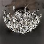 Esme Crystal Ceiling Light IL30552