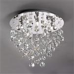 IL30787 Colorado Crystal Ceiling Light