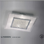 IL31310 Lindon Flush Ceiling Light