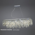 IL30255 Maddison Crystal Pendant 6 Light
