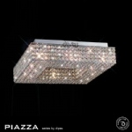 IL30432 Piazza Crystal Ceiling Light