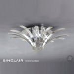 IL50441 Sinclair Crystal Ceiling Light