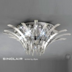 IL50442 Sinclair Crystal Ceiling Light