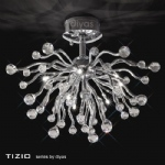 Tizio 10 Light Ceiling Fitting