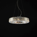 IL30079 TORRE CRYSTAL PENDANT LIGHT