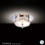 IL30241 Tosca Semi-flush Light