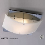 IL30991 Vito Semi Flush Ceiling Light
