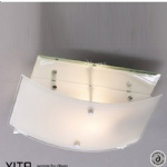 IL30994 Vito Semi Flush Ceiling Light