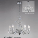 Willow Multi 5 Arm