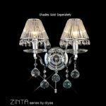 Zinta Double Wall Light