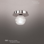 M0096 Dali Single Ceiling Light