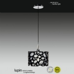 M1353 Lupin Single Ceiling Pendant