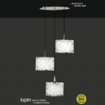 M1361 Lupin White Ceiling Pendant